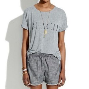 Madewell Beach Graphic T-Shirt